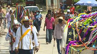 Afro-Mexicans celebrate their culture