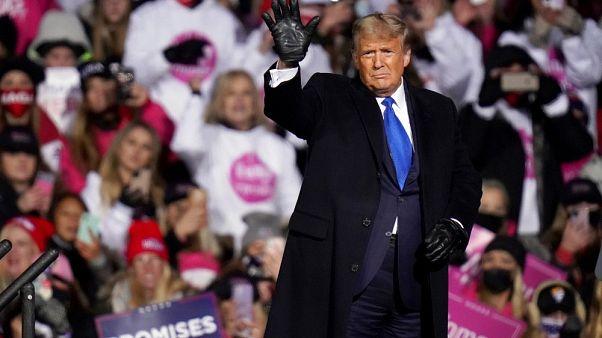 Donald Trump: Hybris und Macht