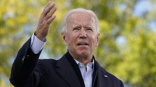 Joe Biden, o n.° 2 que os democratas querem em primeiro