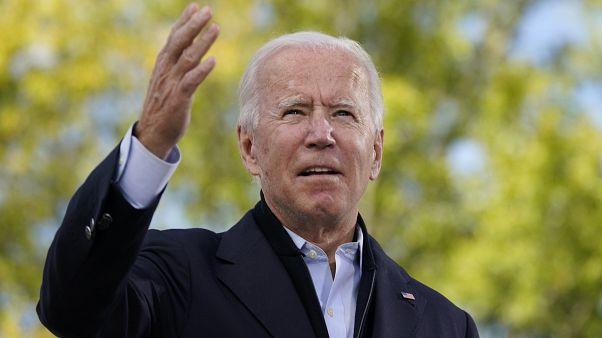 Joe Biden, a nyugodt jelölt