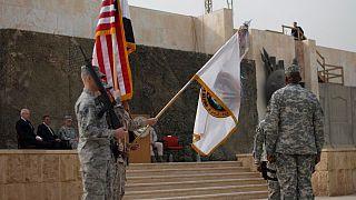 پایان رسمی مأموریت نظامی آمریکا در عراق در سال ۲۰۱۱