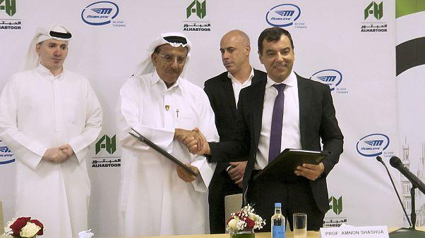 Business Line: Birleşik Arap Emirlikleri ve İsrail ticari bağlarını hızla geliştiriyor