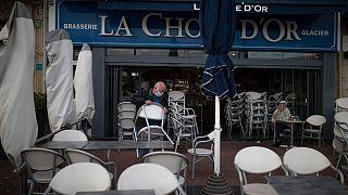 Ресторанный бизнес Марселя протестует