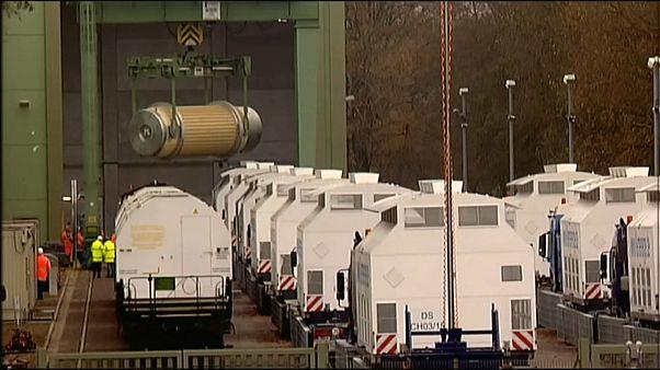 Belföldön tárolná Németország az elhasznált nukleáris fűtőelemeket