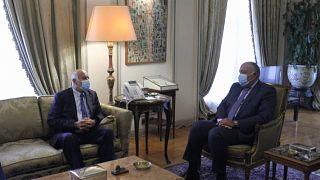 Egypte : Le chef de la diplomatie reçoit une délégation du Fatah