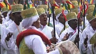Ethiopia celebrates Meskel holiday amid coronavirus restrictions