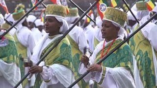 Éthiopie : La fête de la Mesqel malgré la Covid