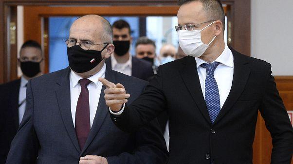 Magyar-lengyel külügyminiszteri találkozó