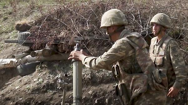 Prosiguen las hostilidades en Nagorno Karabaj
