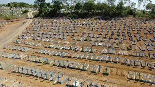 مقابر جماعية في البرازيل