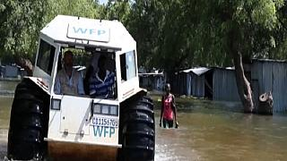WFP Seeks Aid for South Sudan Flood Relief