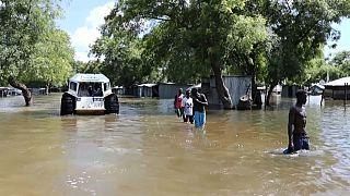 La crise humanitaire s'aggrave après les inondations au Soudan du Sud