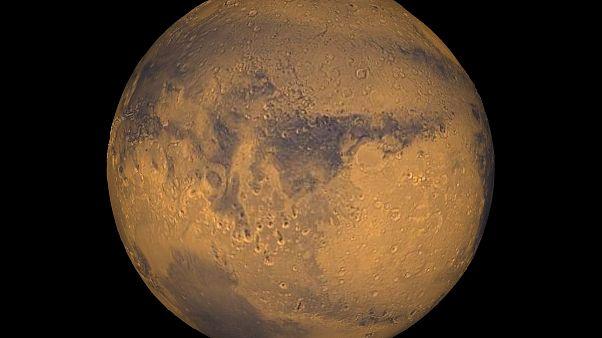 Άρης Πηγή NASA
