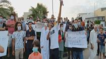 Libyans Protest Armed Militias in Tajoura City