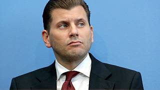 Almanya için Alternatif Partisi'nin (AfD) eski basın sözcüsü Christian Lüth