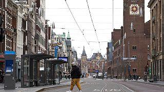 Amsterdam in Corona-Zeiten