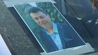 Ion Aliman a remporté une victoire écrasante aux élections locales, bien qu'il soit décédé du Covid-19 la semaine précédente.