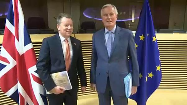Londres y Bruselas apuran un acuerdo del Brexit