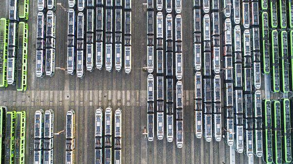 Γερμανία: Παραλύουν τα Μέσα Μαζικής Μεταφοράς
