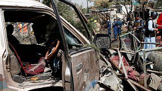 انفجار در افغانستان (عکس تزئینی است)