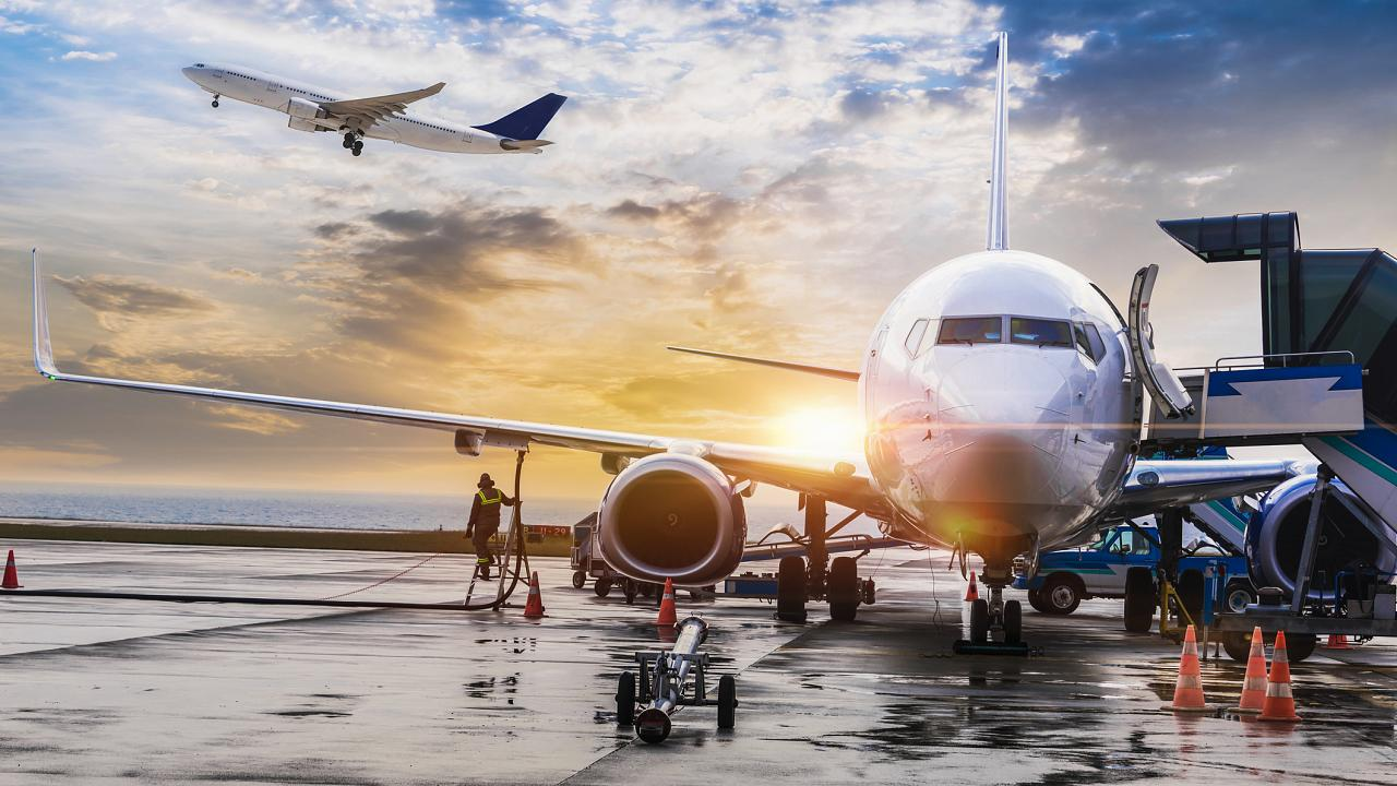 Plane travel has undoubtedly changed the world