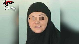 """Alice Brignoli alias """"mamma Isis"""""""