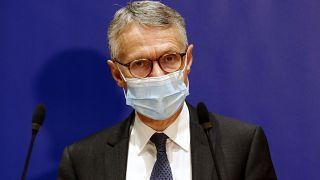 Le procureur national antiterroriste Jean-François Ricard - Paris, le 29/09/2020