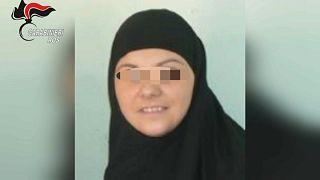 أليس برينيولي عروس داعش الإيطالية في سوريا