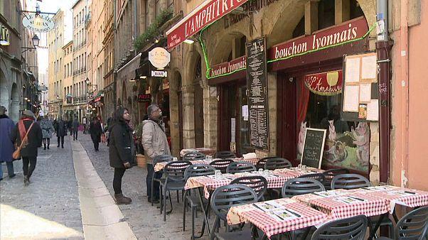 Gaststätte in Frankreich