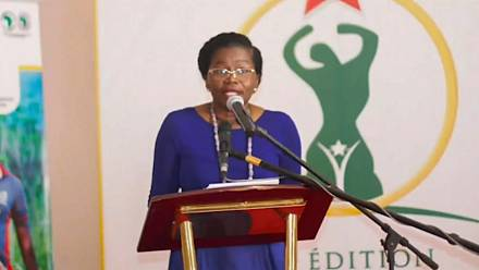 Who is Togo's first female Prime Minister Victoire Tomegah Dogbé?
