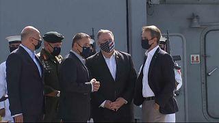 Греция - США: военное сотрудничество по-новому