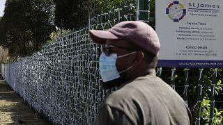 L'Afrique du Sud se prépare à une seconde vague