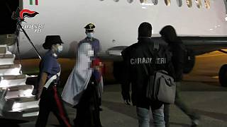 Italia detiene y repatria a la mujer de un yihadista