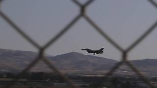 F-16 uçağı, arşiv