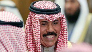 أمير الكويت الجديد الشيخ نواف الأحمد الصباح