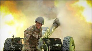 جندي أرمني