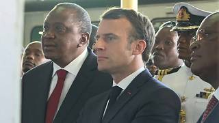 Kenya: Kenyatta visits Paris, to sign major contracts