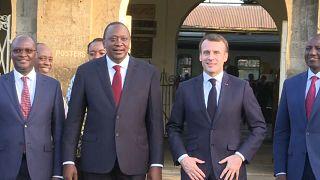 Kenya : Le Président Kenyatta en France pour signer des accords économiques