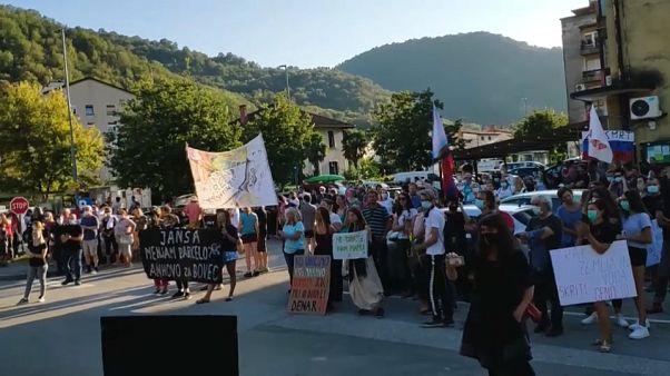 Szlovénia: környezetvédelmi aggályok a cementgyár körül