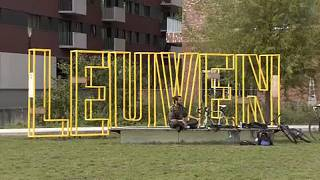 Belgian city of Leuven recognised as 'innovation hub' with EU award