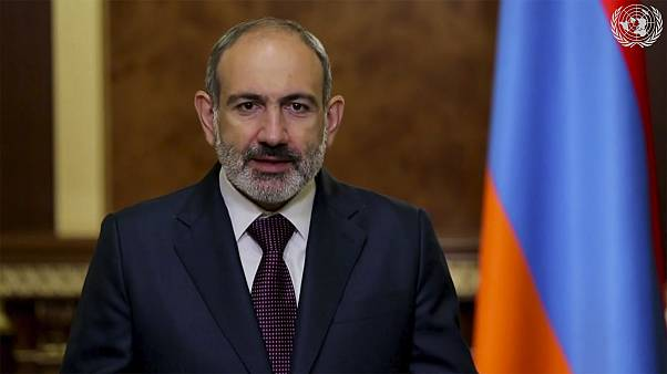 الرئيس الأرميني نيكول باشنيان