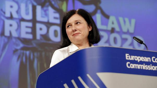 Vera Jourova, EU Commission Vice-President