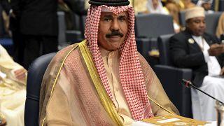 أمير الكويت الشيخ نواف الأحمد الجابر الصباح