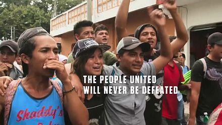 Blood On The Wall, un documentaire sur la crise migratoire en Amérique Centrale