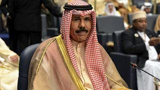 Kuveyt Emiri Nevvaf el Sabah