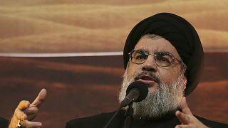 Lübnan merkezli Şii Hizbullah örgütü lideri Hasan Nasrallah