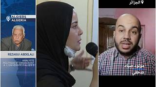 صحفيون يتحدثون ليورنيوز عن واقع حرية الإعلام في الجزائر