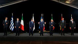 نشست رهبران اروپایی