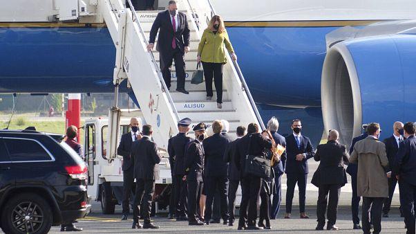 US-Außenminister Pompeo in Italien