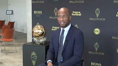 Drogba wins prestigious UEFA President's Award